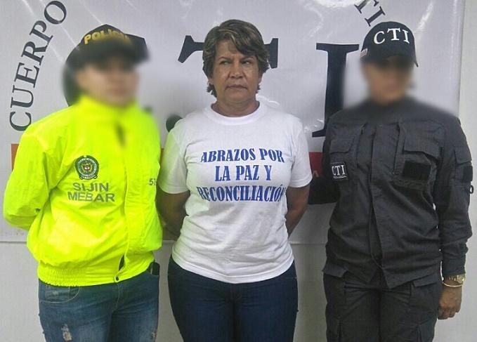 Capturan supuesta víctima: Con denuncias falsas había obtenido prebendas por 1000 millones de pesos, aseguró la Policía