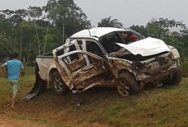 En atentado terroristas en el Guaviare asesinan a un militar hieren a tres. Soldado desaparecido ya se encuentra a salvo