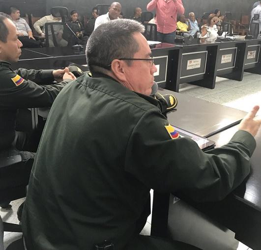 Informe Policía del Atlántico ante la Asamblea: En lo que va del 2017 van 100 capturas, comparadas con 50 del 2016