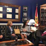 Congresistas del CD expresaron a parlamentarios de USA, su rechazo por los Acuerdos Santos-Farc aprobados vía fast track