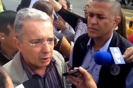 Uribe urgió remover la tiranía de Venezuela con su mayor escala Diosdado Cabello con prontuario criminal completo