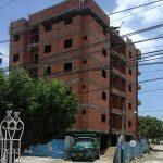 Cinco sería la cifra de las personas muertas, 17 los heridos y más de 30 heridos en el derrumbe de un edificio en Cartagena