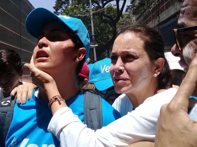 Representante Cabal denunció las arremetidas del régimen Maduro, contra el derecho a la protesta de María Corina Machado y los venezolanos