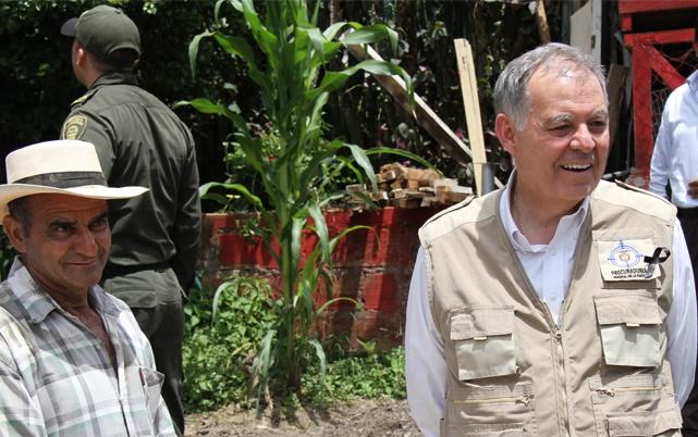 Reducen la escolta a Alejandro Ordóñez, según la Policía la seguridad quedará a cargo de UNP