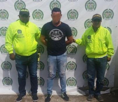 Fiscalía materializa captura de mototaxista como presunto violador en serie