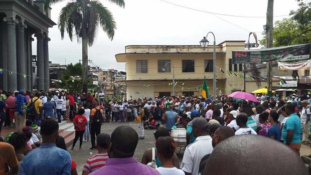 Levantado el Paro en el Chocó por acuerdo del Gobierno con el Comité Promotor