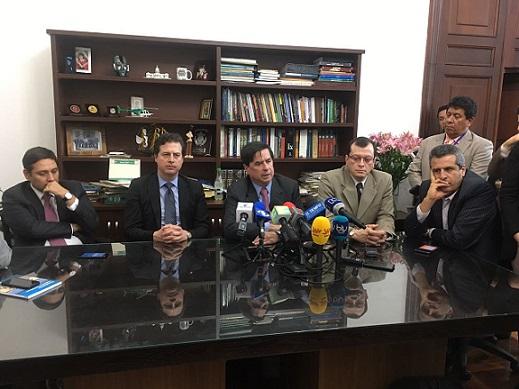 Radicado ante el Congreso Proyecto de Ley Estatutaria que reglamentará la Jurisdicción Especial para la Paz (JEP)