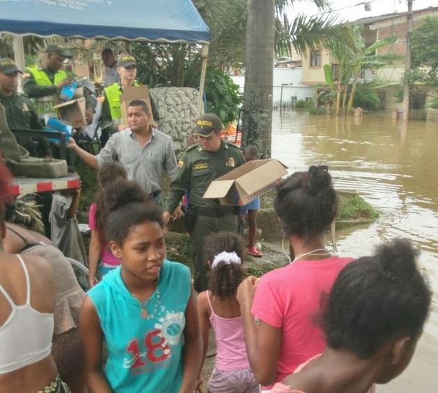El país sigue en alerta máxima con la temporada de lluvias que se prolongará hasta junio