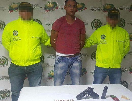 Capturan al presunto homicida del auxiliar de Policía en el barrio de Barranquilla