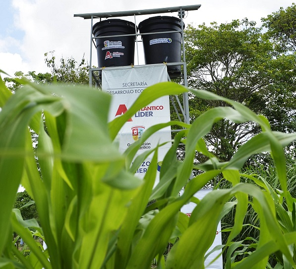 Pozos profundos para zonas rurales para uso agrícola en Sabanalarga y Malambo en el Atlántico