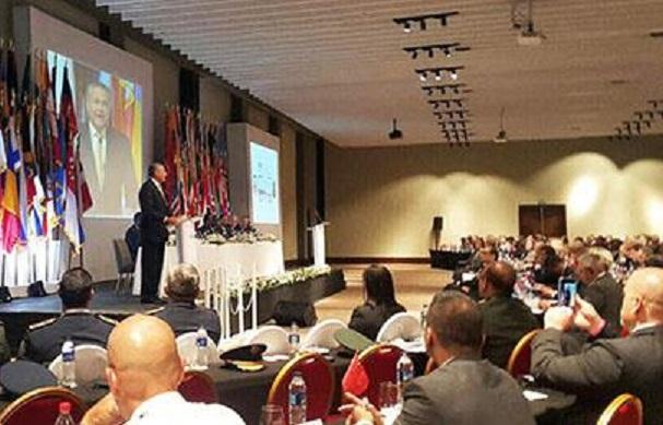 Según Naranjo en la Conferencia Internacional Antidrogas, el Acuerdo garantiza la ruptura de cualquier vínculo de FARC con el narcotráfico