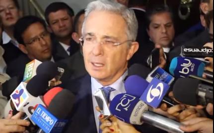 Cifras de cultivos ilícitos son de la Casa Blanca, mismas de Tillerson, son visibles en las vías y pujanza ilícita en municipios cocaleros: Uribe