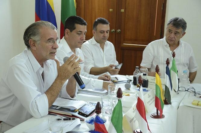 El 28 de junio se presentan 16 proyectos por $600.000 millones en el Ocad Caribe