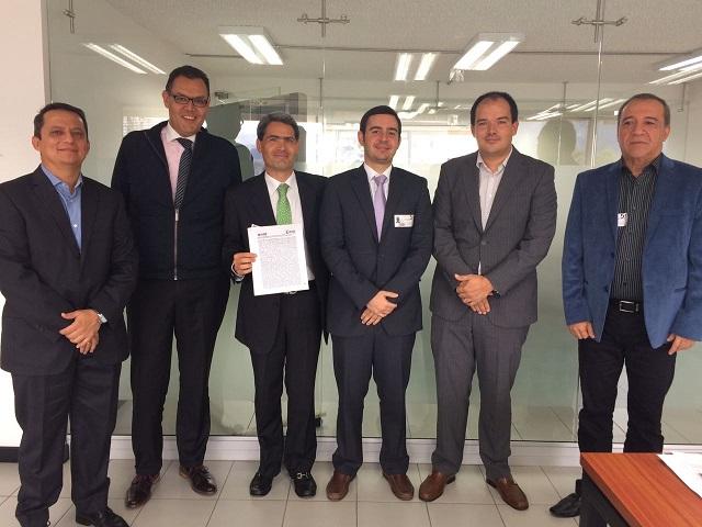 Agencia de Desarrollo Rural firma convenio para asistencia técnica de cadenas productivas del Magdalena