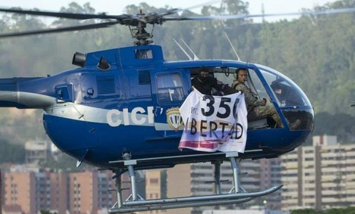 Caracas militariza luego del sobrevuelo de aeronave sobre Miraflores y la TSJ. Se sublevan Policías y Militares