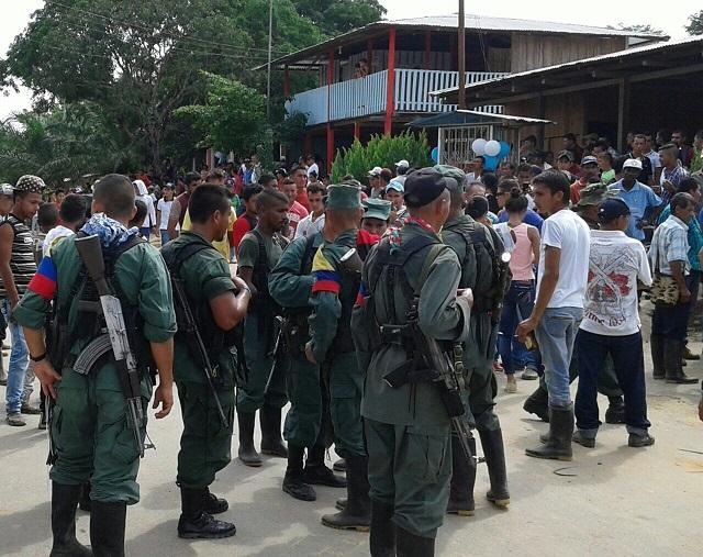Guerrillero quiso abusar de dos menores en zona veredal de Vigía del Fuerte. Piden capturarlo y castigo ejemplar