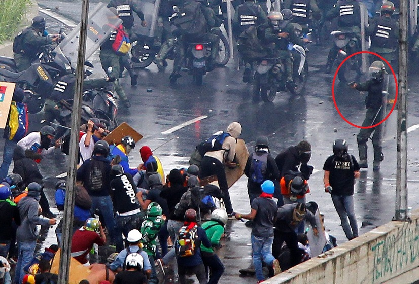 A 81 días de protestas en Venezuela, la cifra es de 75 asesinados, 15 mil heridos, 3.000 detenidos y violación permanente de DDHH