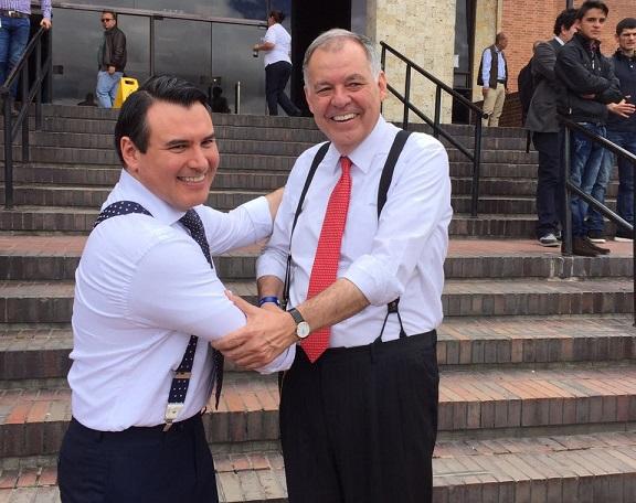 Con la inscripción del Comité Promotor que recolectará las firmas Ordóñez, en fórmula con David Name oficializa candidatura a la Presidencia