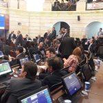 Centro Democrático cierra la legislatura con 8 leyes sancionadas, 32 proyectos de ley en trámite y varios debates de control político