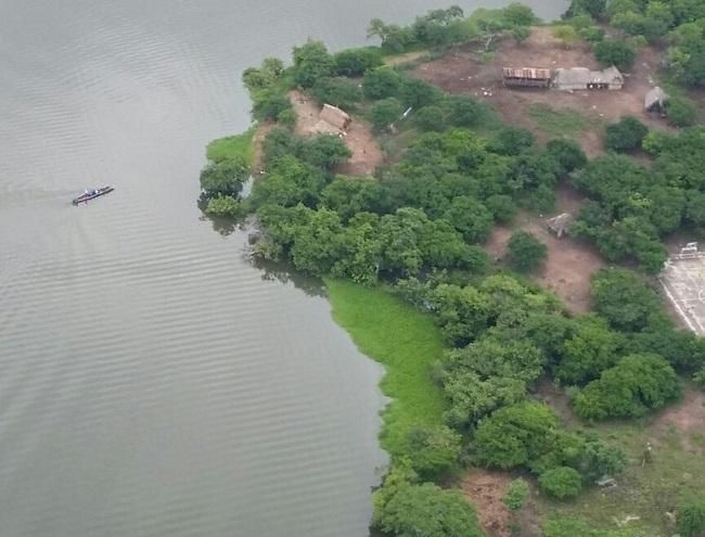 Por presión de Tropas del Ejército, ELN liberó 20 pescadores que habían sido secuestrados en el sur de Bolívar