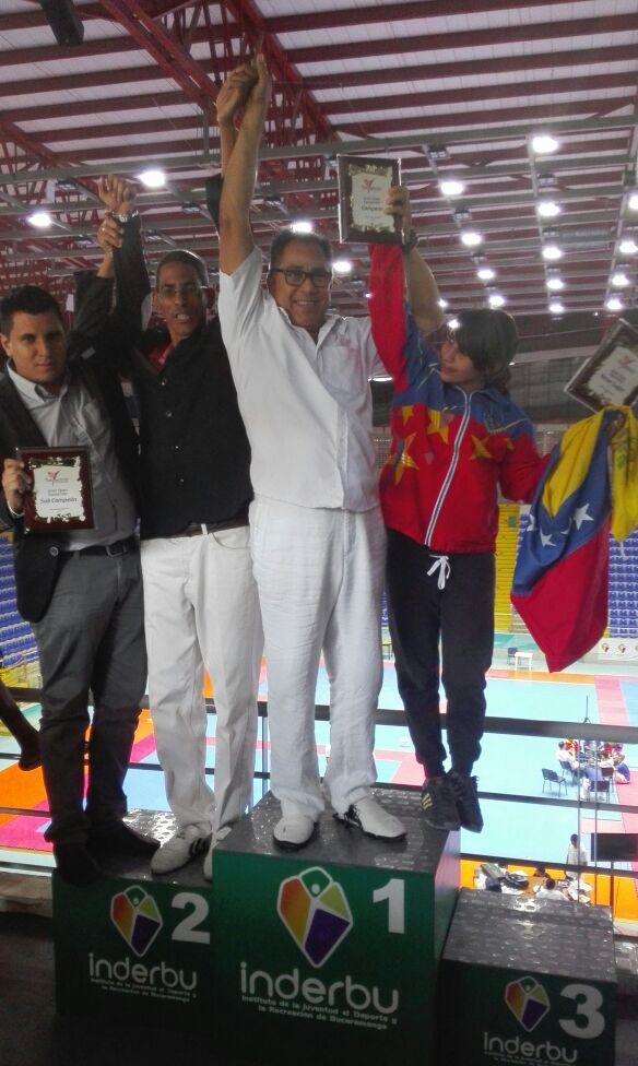 Con el objetivo cumplido regresan al Atlántico los 37 deportistas. Campeón del Open Nacional en Bucaramanga