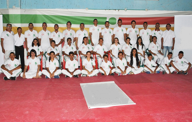 Taekwondistas del Atlántico competirán en Bucaramanga