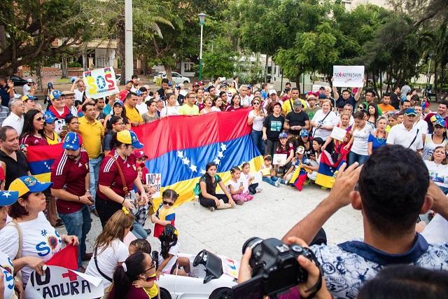 Venezolanos votarán el plebiscito este 16 de julio, estos son los puntos en Colombia para que puedan ejercer su Soberanía