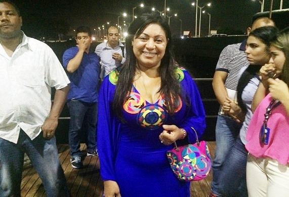 Niegan libertad por vencimiento de términos a Oneida Pinto, exgobernadora de La Guajira