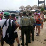 Indagación preliminar por caso de turistas a quienes les exigieron dinero para ingresar a Playa Blanca