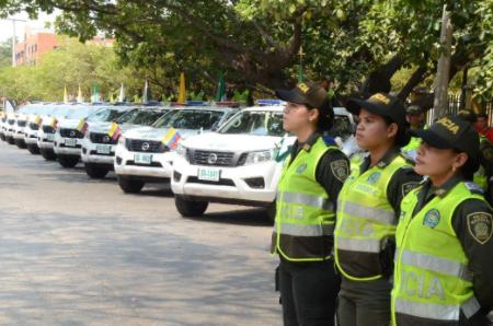Déficit en seguridad con la salida de 9 mil patrulleros de la Policía Nacional a raíz de una sentencia del Consejo de Estado