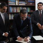 En convenio firmado con la OEI, el Senado busca información sólida y detallada de la implementación del Acuerdo con las Farc