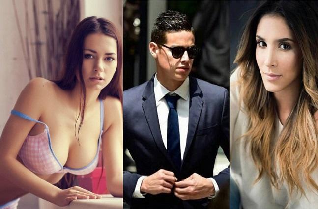 Modelo rusa Helga Lovekaty, sería la causa del divorcio de James Rodríguez y Daniela Ospina