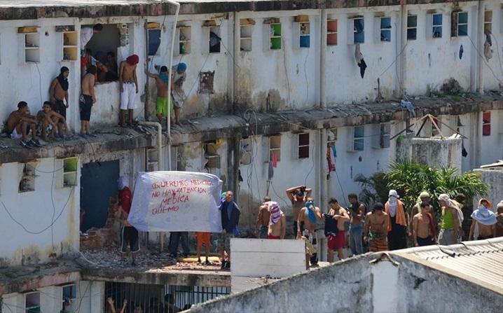 Presos del Centro Penitenciario Rodrigo de Bastidas de Santa Marta, reciben aliciente en sus condiciones reclusorias