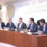 Comisión de Acusación designó investigadores de los presuntos magistrados corruptos ex presidentes de la Corte Suprema