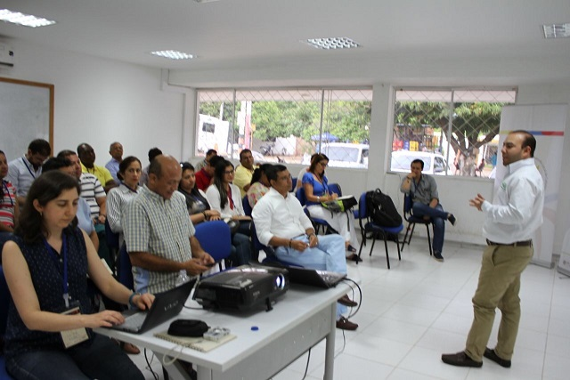 Macroproyecto de Gobierno Departamental con La Zapatosa interesa a las Agencias de Desarrollo Local- ADEL