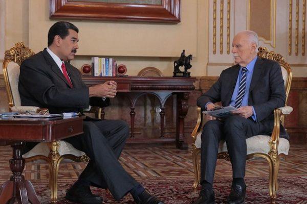 Nicolás Maduro sabe que le dicen Maburro, que sigan pensando así, dijo este domingo en una entrevista