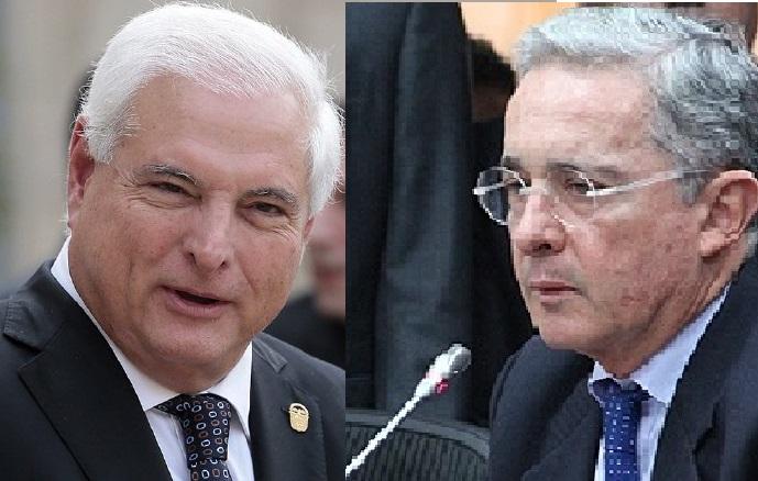 Martinelli recibe apoyo de Uribe y del alcalde de Miami. Uribe recuerda la tarea común contra el narcotráfico y el castrochavismo