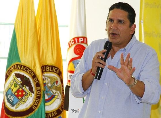 Abren investigación disciplinaria al exgobernador de Bolívar, Juan Carlos Gossaín, por presuntas faltas en atención a pacientes con hemofilia