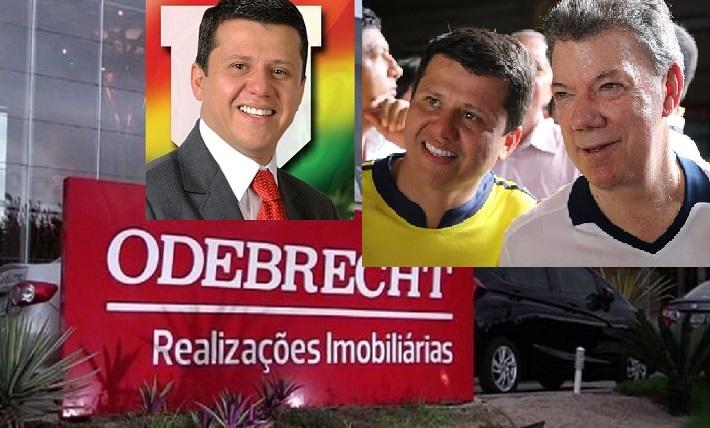 Corte Suprema, llama a declarar al presidente Santos por el caso de Odebrecht que involucra a senador de su Partido