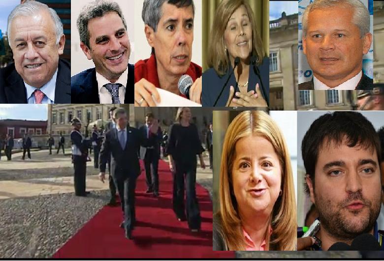 Nuevo gabinete de Santos: Charistas Reemplazan Charistas. Unos entran sin resolver escándalos de Corrupción