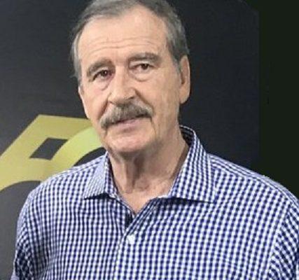 Como una dictadura gorilato, calificó Vicente Fox el régimen de Nicolás Maduro