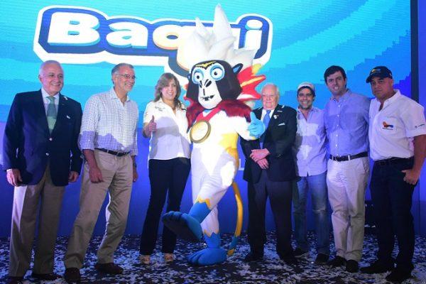 Baqui, el tití cabeciblanco, en extinción es el anfitrión de los Juegos Centroamericanos y del Caribe 2018