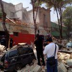 Terremoto en México de 7.1: Un  informe preliminar indica que hay más de 50 personas fallecidas