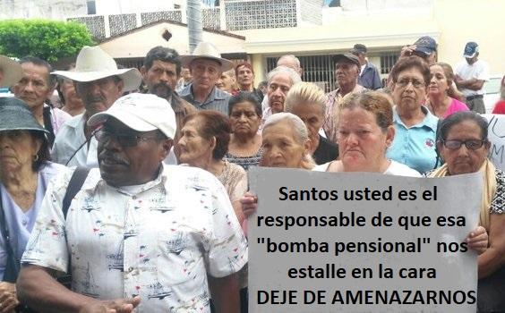 La bomba pensional y otros graves problemas económicos del país. Por: Duván Idárraga