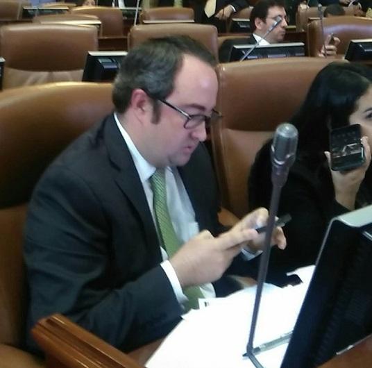 Representante Ciro Ramírez solicitó abrir investigación contra exmagistrados de la Corte Suprema de Justicia