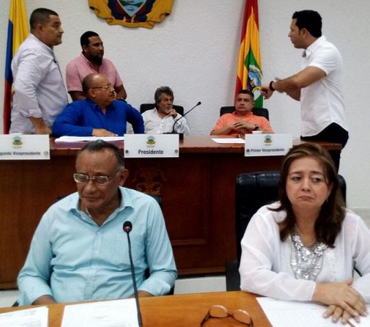 Nueva coalición en el Concejo de Barranquilla eligió nueva mesa directiva este viernes 6 de octubre