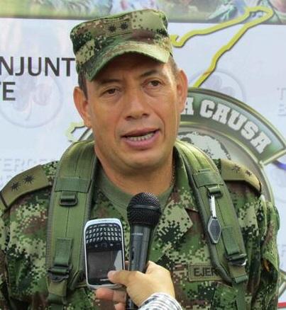 Comandante de la III División Ejército asegura que alias Guacho y sus hombres, son los autores de la masacre en Tumaco