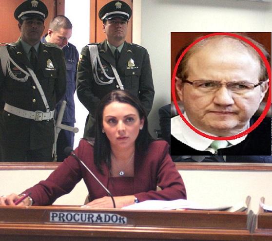 Procuraduría indagará procesos en los que intervino exprocuradora Martha Cristina Pineda, esposa del exmagistrado Leonidas Bustos