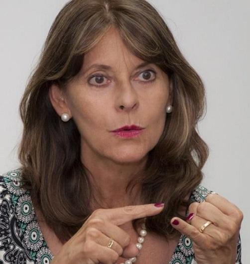 Falta coherencia y ética que Germán Vargas copartícipe de Santos Farc, use la verdad del NO, 7 años después: Martha Lucía Ramírez
