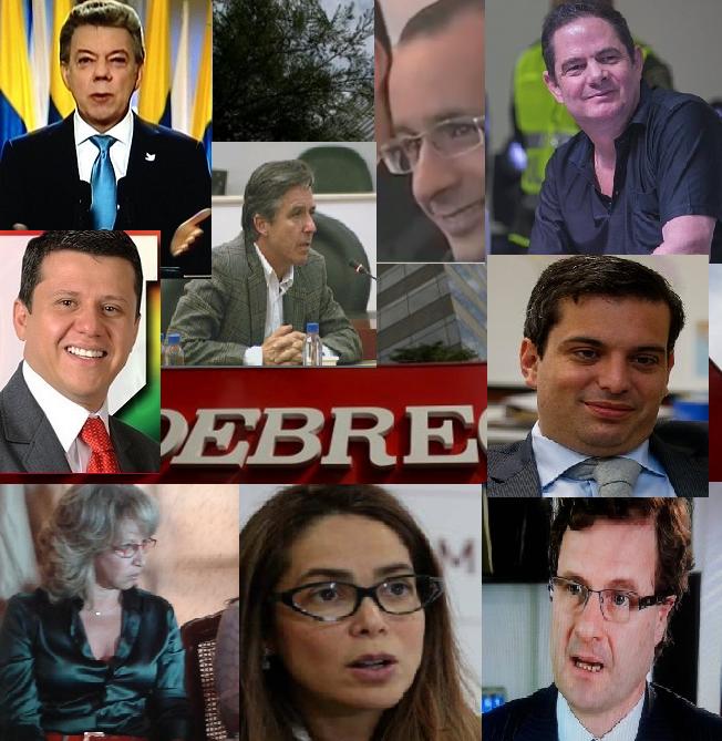 Corte Suprema cita al Vice Presidente, 6 ex ministros, 14 ex funcionarios de Santos por escándalo Odebrecht